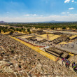 Teotihuacan Ruins — Stock Photo