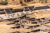 Ancient Teotihuacan Ruins — Stock Photo