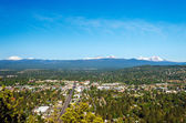 Cascade Mountains — Stock Photo