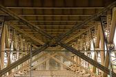 Köprü altında — Stok fotoğraf