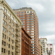 Portland Downtown View — Stock Photo
