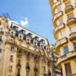 French Style Architecture — Stock Photo
