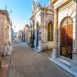 Recoleta Cemetery — Stock Photo