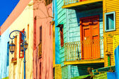 Buenos Aires Colors — Stock Photo