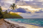 Caribbean Sunrise — Stock Photo