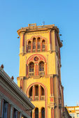 Cartagena Public University Tower — Stok fotoğraf
