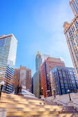 Downtown Chicago View — Stock Photo