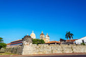 Walled City of Cartagena, Colombia — Stock Photo