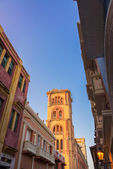 Tower of Cartagena Public University — Stock Photo
