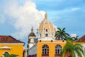 San cúpula igreja pedro — Foto Stock