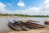 马格达莱纳河 — 图库照片