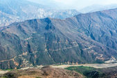 Chicamocha Canyon — Stock Photo