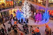 Andino Mall at Christmas — Stock Photo