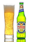 Peroni on White — Stock Photo