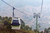Medellin Cable Car — Foto de Stock