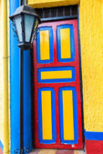 Colorful Door — Foto Stock