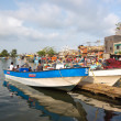 Busy Port — Stock Photo