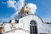Igreja dome — Fotografia Stock