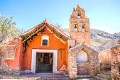 Stare kolonialne kaplica — Zdjęcie stockowe