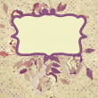 Royalty-Free Stock Vektorfiler: Romantic floral backgrounds with rose. EPS 8