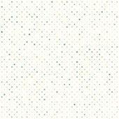Colorful polka dot pattern. EPS 8 — Stock Vector