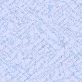 Math seamless background. EPS 10 — Vector de stock