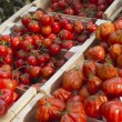 Tomatoes at the market — Stock Photo #11782746