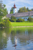 State castle in Velke Losiny (Czech Republic). — Stock Photo