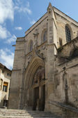 Ancient Church in Avignon (France) — 图库照片