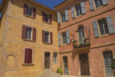 Village of Roussillon in Provence (France) — Stock Photo