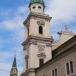 Salzburg - Tower of Cathedral — Stock Photo #16233005