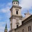 Stock Photo: Salzburg - Tower of Cathedral