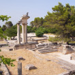 General view of Glanum (Provence, France) — Stock Photo #16880357