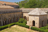 Thoronet Abbey from the Cistercian order in France. — Foto Stock