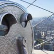 Telescope (Empire State Building (NYC) - Stock Photo