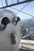Telescope (Empire State Building (NYC) — Stock Photo