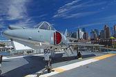 Dassault Etendard IV M, Supermarine F-1 — Fotografia Stock