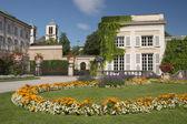 Mirabell palace and gardens (Salzburg, Austria) — Stock Photo