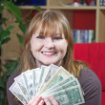 Win a money — Stock Photo #20345387