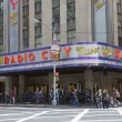 Radio City Music Hall in New York City — Stock Photo #25350195