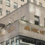 NBC Radio City Studios Building — Stock Photo