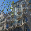 Casa Batllo in Barcelona — Stock Photo