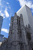 St. Patrick Cathedral in New York — Stock Photo