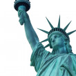Statue of Liberty Isolated — Stock Photo