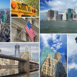 Travel to New York City — Stock Photo