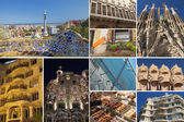 Travel to Barcelona — Stock Photo
