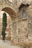 Gothic Barcelona (Catalunya, Spain) — Foto Stock