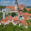 View of Cesky Krumlov. (Czech Republic). — Stock Photo