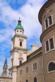 The Basilica of St. Peter in Salzburg — Stock Photo