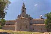 Le Thoronet Abbey (Provence) — Stock Photo